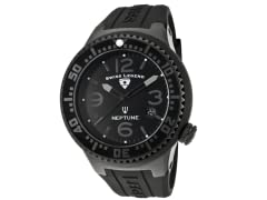 Men's Neptune Watch - Black