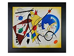 Kandinsky - Throughgoing Line
