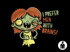 I Prefer Someone With Brains (Girl) JLSH
