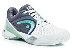HEAD Women's Revolt Pro Tennis Shoes