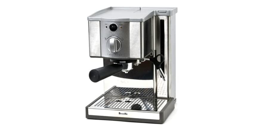 Breville K Cup Coffee Maker Problems : Breville Cafe Roma Espresso Maker