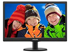 "Philips 19.5"" HD+ LED Monitor"