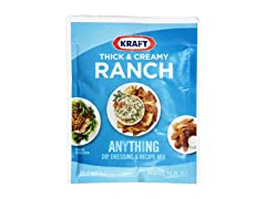 Kraft Thick & Creamy Ranch Dip Recipe…