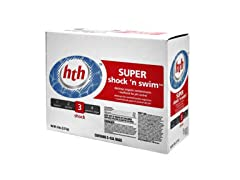 Super Shock 'n Swim, 5-Pound