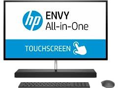 """HP Envy 27"""" 4K Touch All-In-One Intel i7 Desktop"""