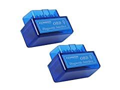 Kobra Bluetooth Mini OBD2 Wireless Car Code Scanner Tool