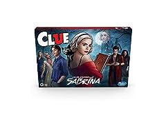Clue Adventures of Sabrina Board Game