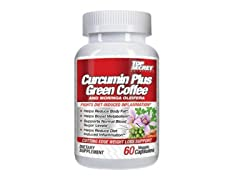 Curcumin Plus Green Coffee & Moringa