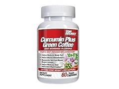 TSN Curcumin Plus Green Coffee & Moringa