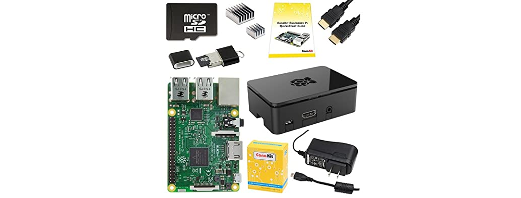 CanaKit Raspberry Pi 3 Kits - Your Choice