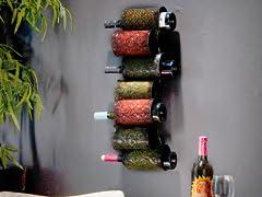 Grazia Wall Mount Wine Storage