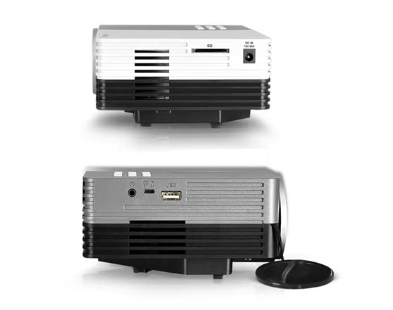Pyle digital multimedia hd projector for Compact hd projector