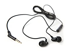 JLab J6M High-Performance Earbuds w/Mic