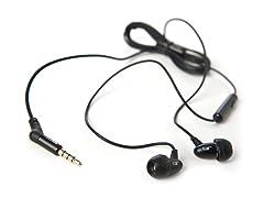 JBuds J6M High-Performance Earbuds w/Mic