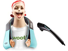 InvoSpa Massagers, Your Choice