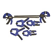 Deals on 6-Pack Yost Vises 141006 Clamp Variety Set