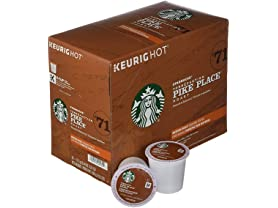 Starbucks Pike Place Roast, K-Cup, 24 Count