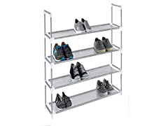 Space Saving Stackable Shoe Rack