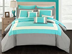 Chic Home Duke 10-Piece Comforter Set
