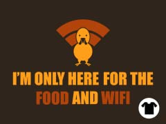 Food and WiFi