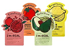 4-Piece I'm Real Delicious Mask Bundle
