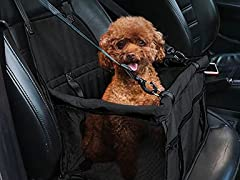 Fur Friends Luxury Pet Car Seat