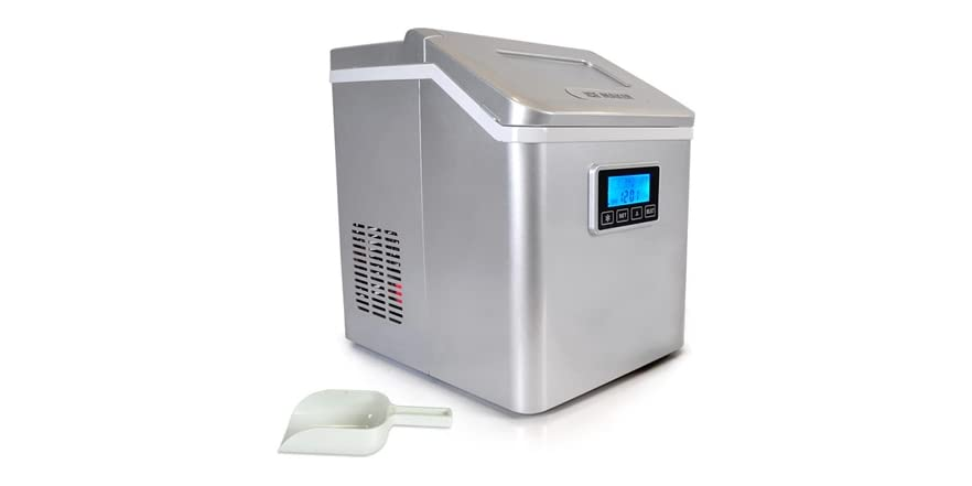 Kitchen Countertop Ice Maker : Countertop Ice Maker Digital Water Tappi - Home & Kitchen