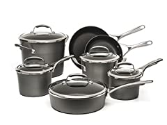 KitchenAid Nonstick 12 Pc. Cookware Set