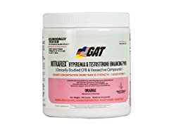 GAT: Nitraflex - Fruit Punch