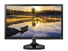 """LG 23.5"""" Full-HD LED-Backlit Monitor"""