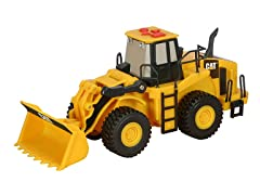 Light & Sound Shaking Wheel Loader