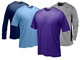 Nike Legend Poly Tee and Shorts