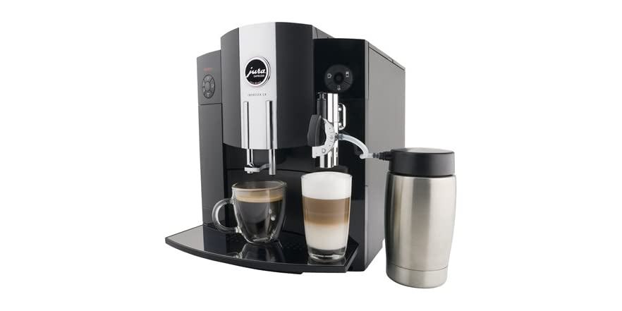 one touch espresso machine