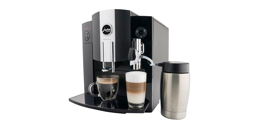 espresso machine jura impressa