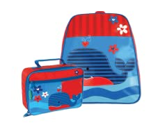 Whale Go-Go Bag & Lunchbox