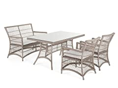 Outdoor Dining Set Barlet