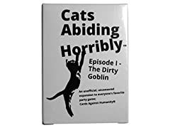Horribly Abiding Cats Goblin Expansion
