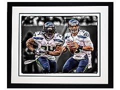 Wilson & Lynch Signed Framed Photo