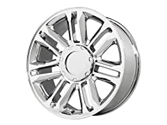 Platinum Edition Chrome Wheel