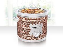 Crock Pot Round Slow Cooker