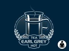 Tea, Earl Gray. Hot. Pullover Hoodie