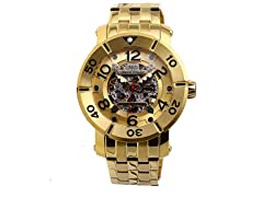 Men's Skeleton Automatic Watch
