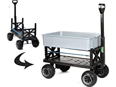 Weatherproof All Terrain Cart