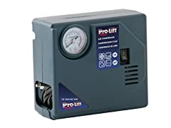 Air inflator with Gauge