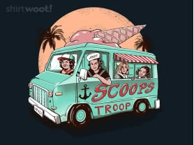 Scoops Troop Truck
