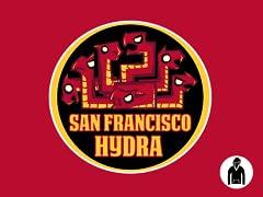 San Francisco Hydra Pullover Hoodie