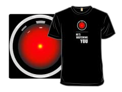 HAL Is Watching YOU