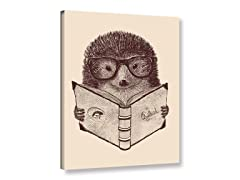 Hipster Hedgehog (4 Sizes)