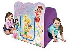Disney Fairies Hide N Play Tent