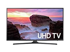 "SAMSUNG UN40MU630DFXZA 40"" LED 4K 120 MR"